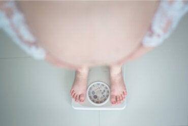 Las dificultades de la obesidad en el embarazo