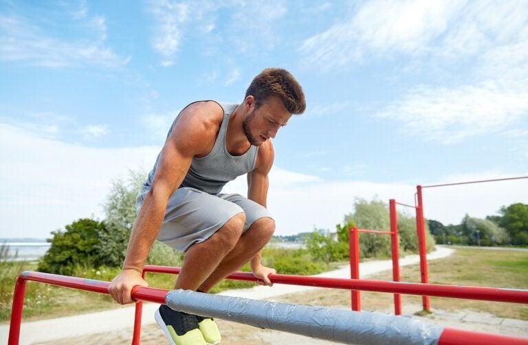 Rutinas y ejercicios de calistenia