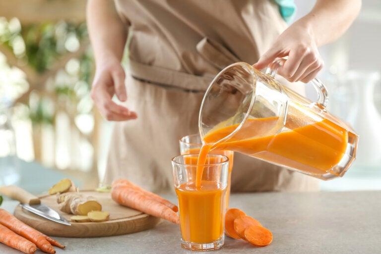 ¿Qué son los carotenos y cuáles son sus beneficios?
