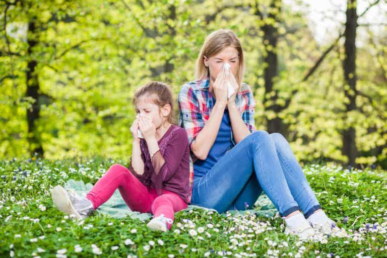 Alergia al polen: causas y tratamientos