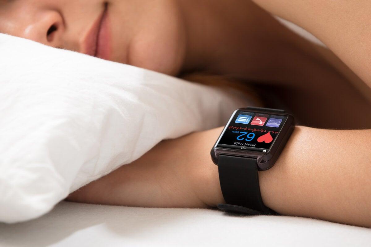 Monitor de sueño.