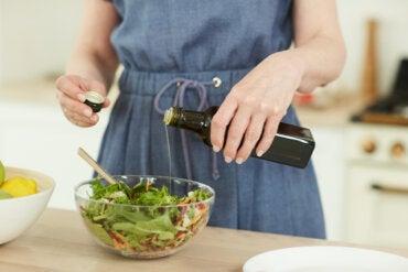 Los 5 tipos de aceite de oliva y sus características