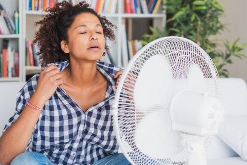 Intolerancia al calor: causas y síntomas