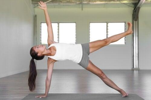 Los mejores ejercicios de pilates: nivel avanzado