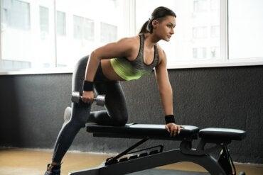 Rutina de espalda: 8 ejercicios básicos