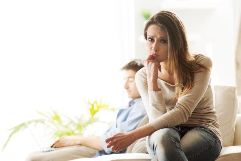 ¿Por qué mi pareja no quiere vivir conmigo?