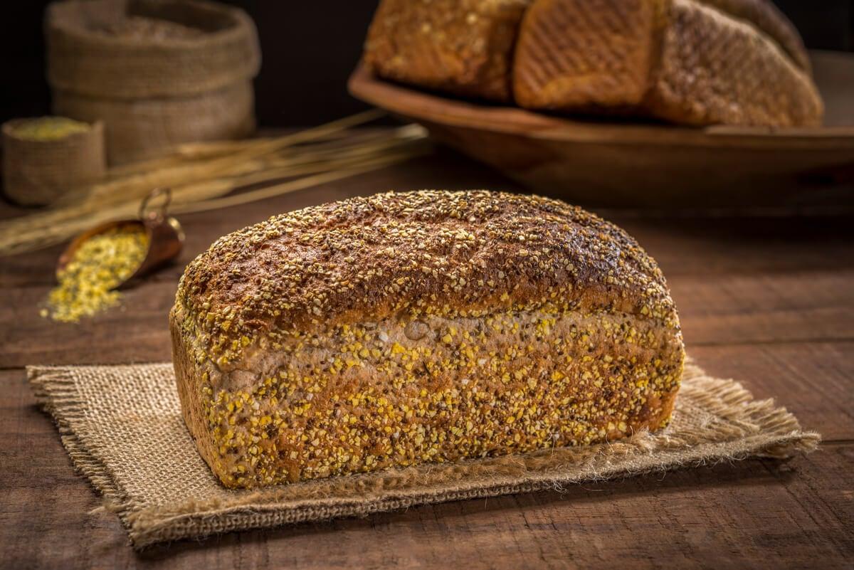 Receta para hacer pan con semillas de chía
