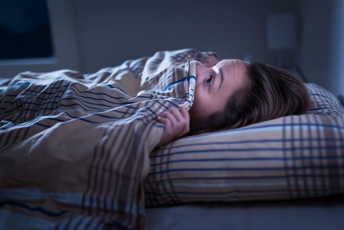 Insomnio por trastorno de ansiedad generalizada.