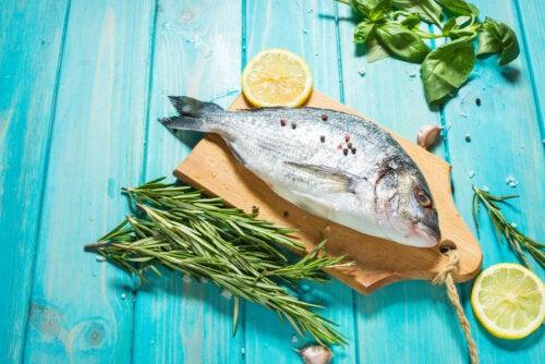 Pescado azul o blanco: ¿cuál es la mejor opción?
