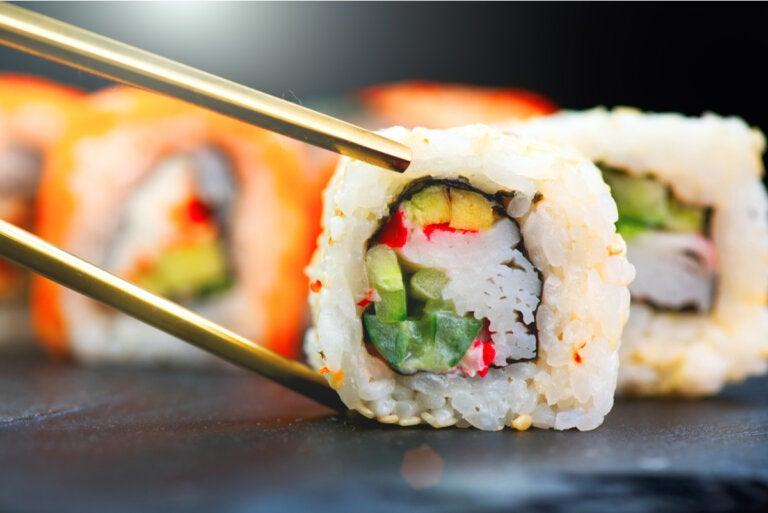 Tipos de sushi: conoce todas las variedades que existen