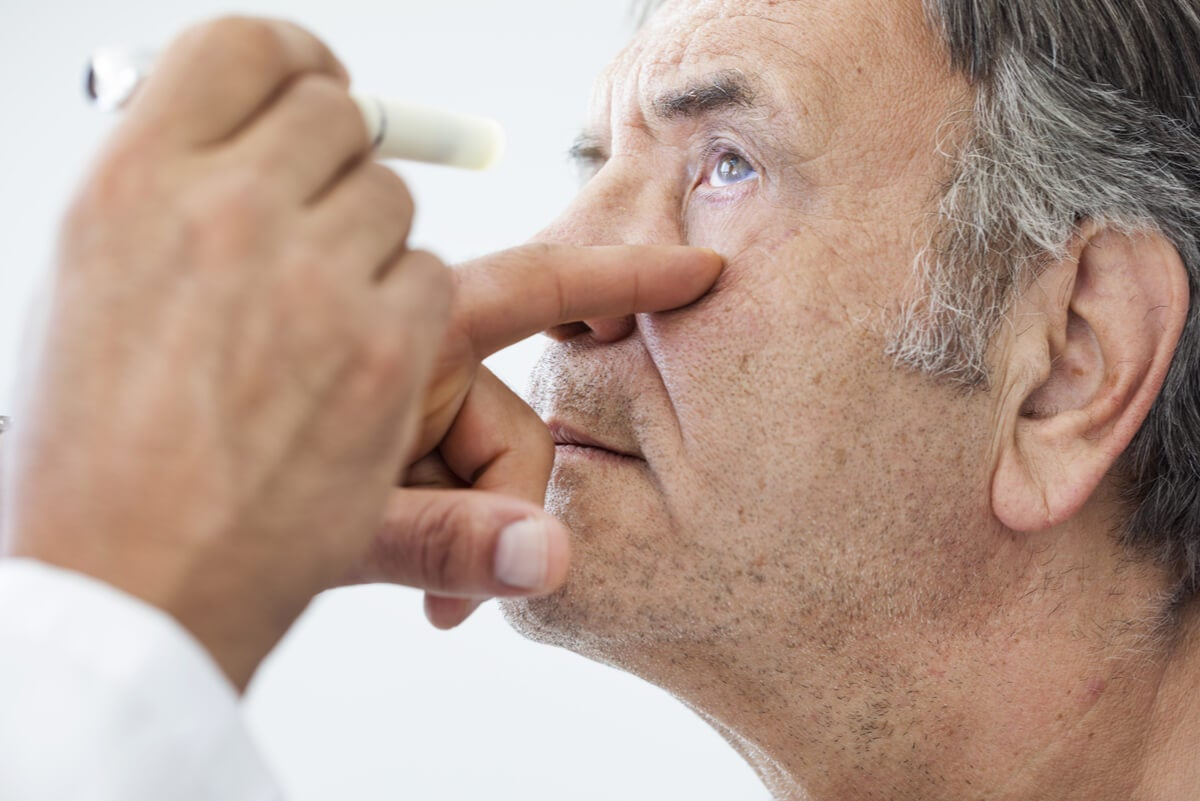 Revisación oftalmológica.