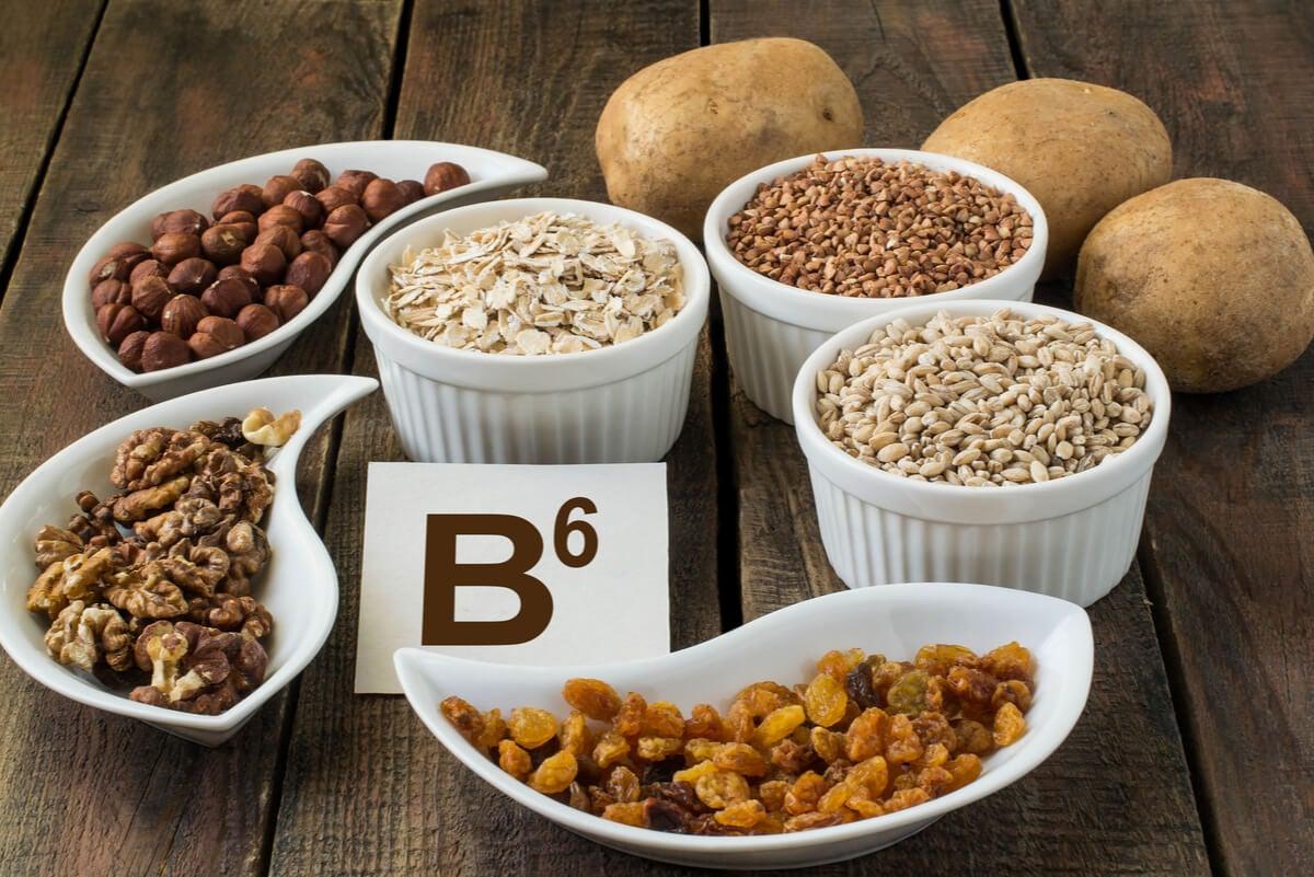 Vitamin B6.
