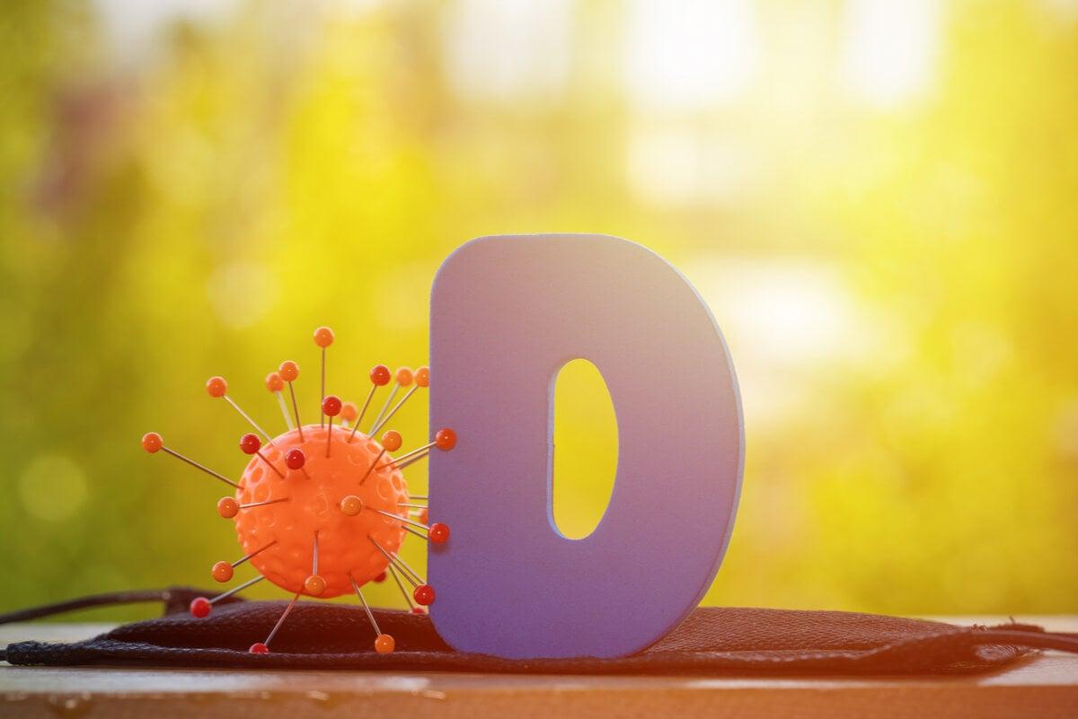 El sol como fuente de vitamina D.
