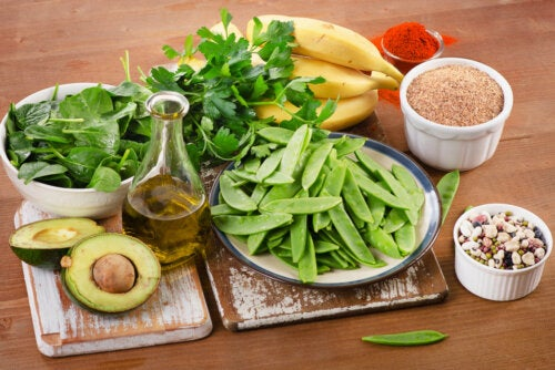 10 alimentos abundantes en vitamina K
