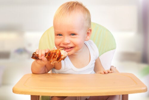 ¿Cómo introducir la carne en la dieta del bebé?