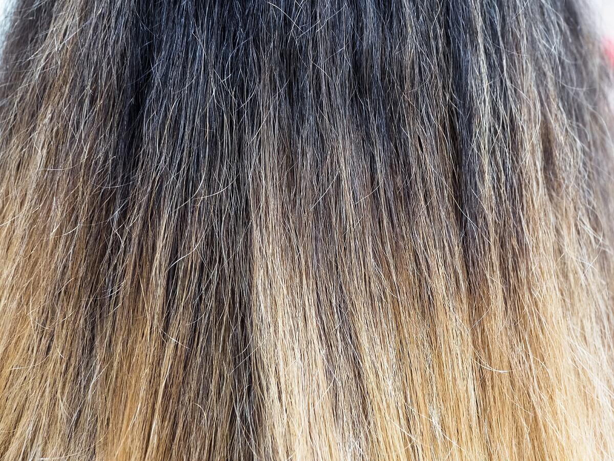 Daños en el cabello