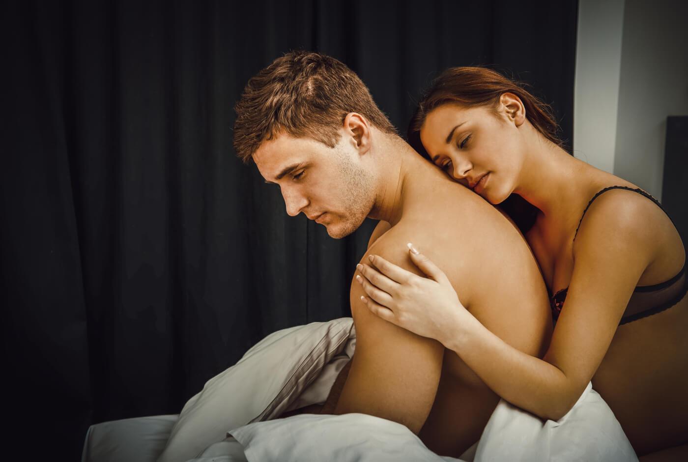 Depresión después del sexo o disforia postcoital