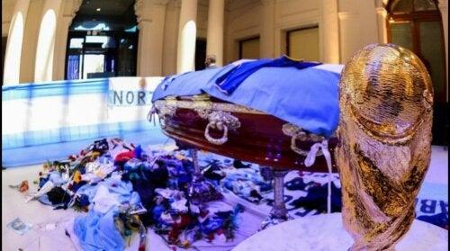 Diego Armando Maradona muere por un edema agudo de pulmón según la autopsia
