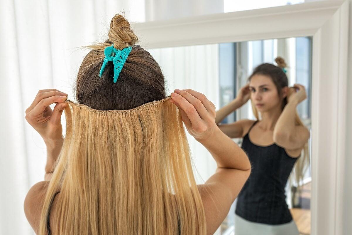 """¿Usar extensiones de cabello es riesgoso"""""""