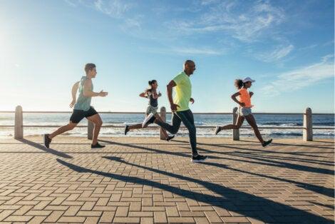 Jogging y running: ¿en qué se diferencian? - Mejor con Salud
