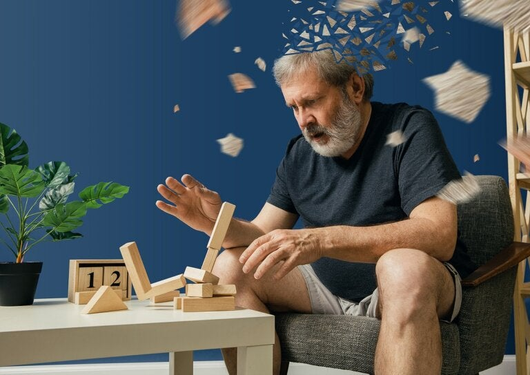 ¿Cuáles son las causas de la pérdida de memoria?