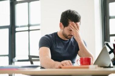 Síndrome general de adaptación: así reaccionamos frente al estrés