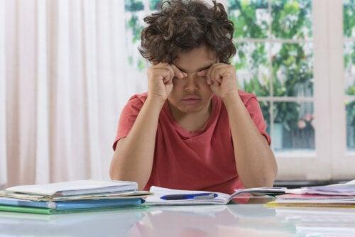Ojeras en niños: ¿debemos preocuparnos?