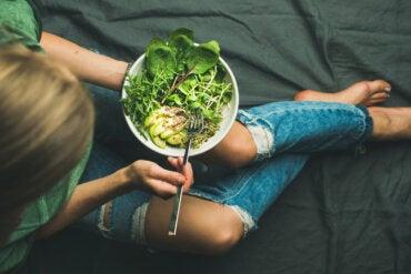 7 nutrientes que no obtienes con una dieta vegetariana
