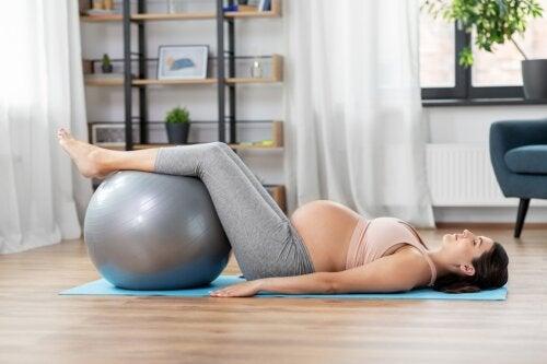 Ejercicios de Kegel para embarazadas: todo lo que debes saber