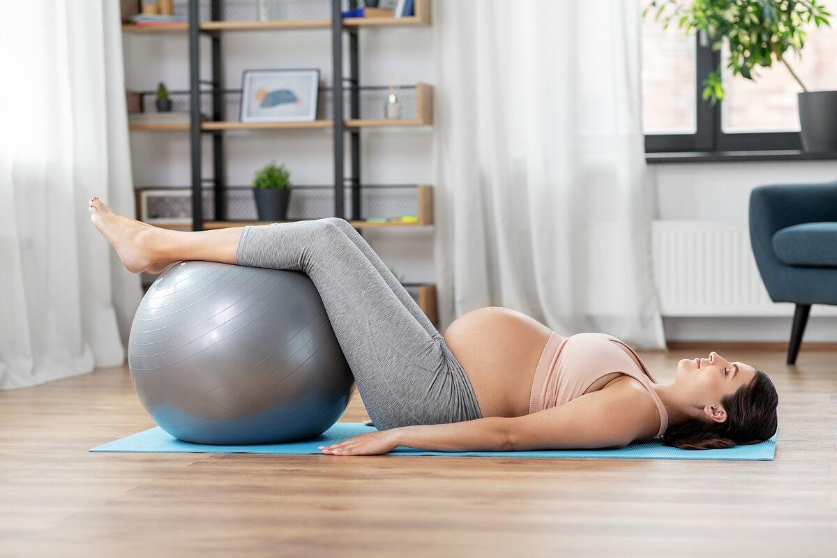 Ejercicios de Kegel para embarazadas.