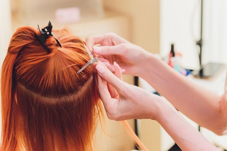 ¿Usar extensiones de cabello es riesgoso?