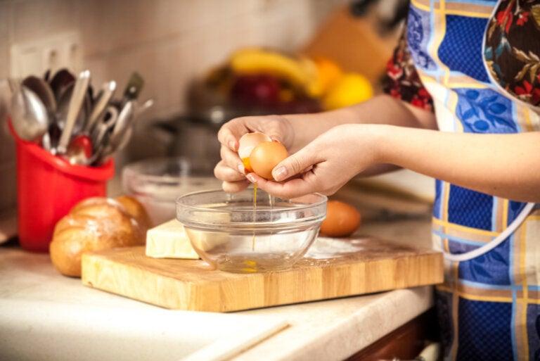 ¿Cómo sustituir los huevos en las recetas?