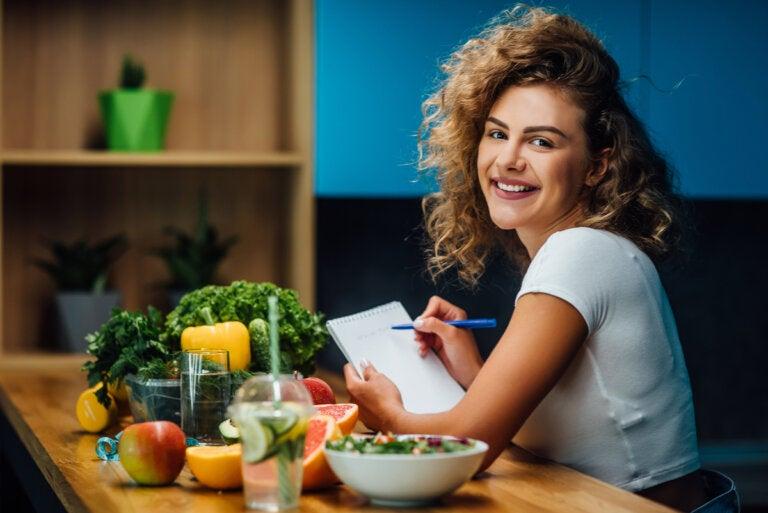 Decálogo para seguir una dieta más saludable
