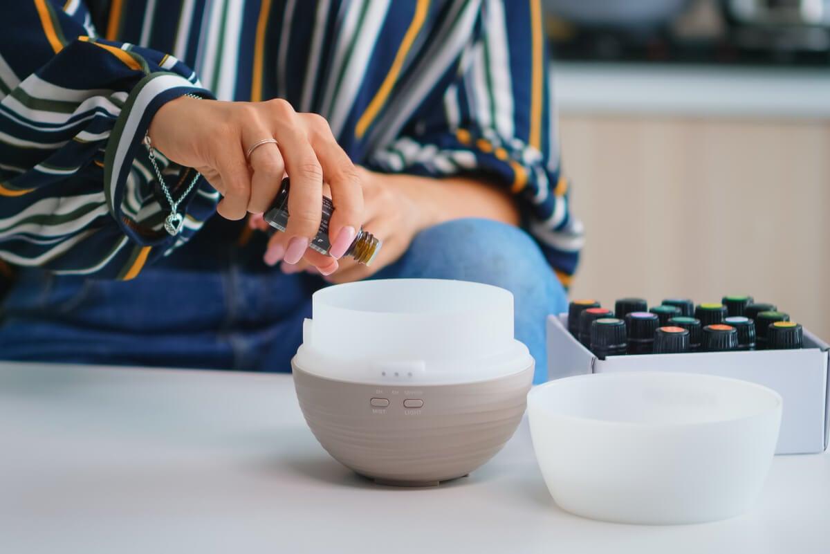 """¿La aromaterapia ayuda a calmar el dolor menstrual"""""""