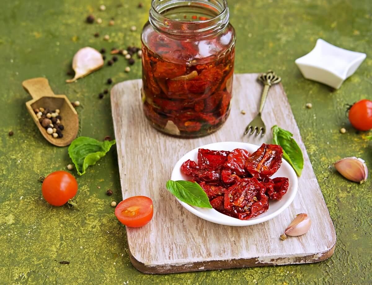 Tomates confitados: receta paso a paso