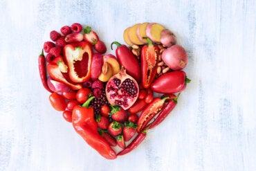 Vegetales rojos: valor nutricional y cómo incluirlos en la dieta