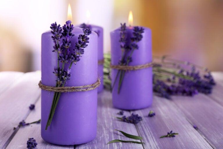 ¿Las velas aromáticas son buenas o malas para tu salud?