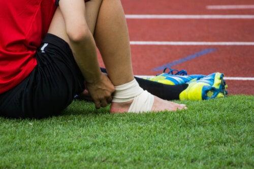 Joao Félix padece un esguince de tobillo derecho