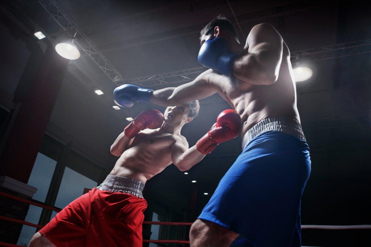 Boxeo como deporte.