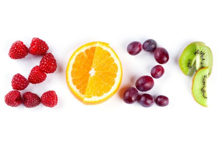 Año nuevo, dieta nueva: consejos y alimentos recomendados