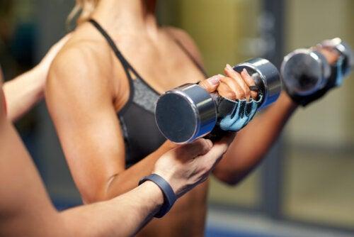 Contracciones concéntricas: tipo de movimiento para aumentar tamaño muscular
