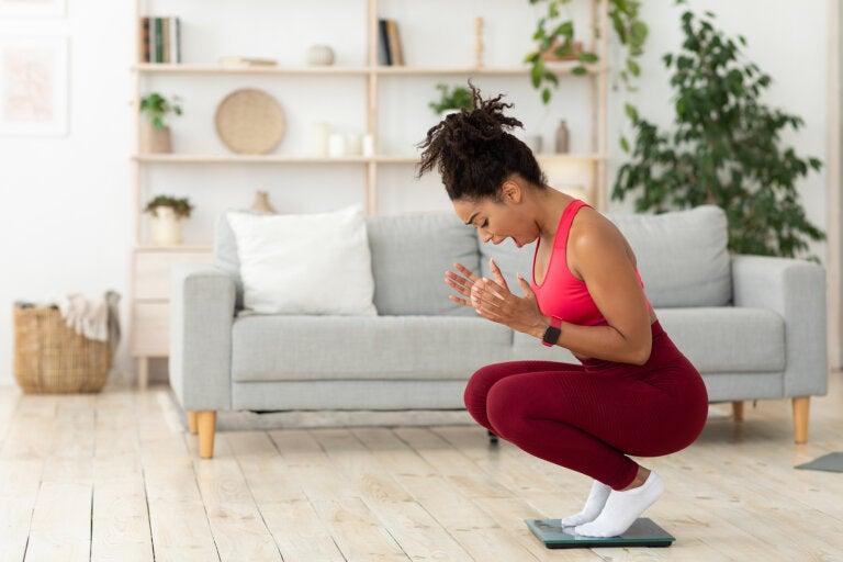 Grasa vs. músculo: estas son sus principales diferencias