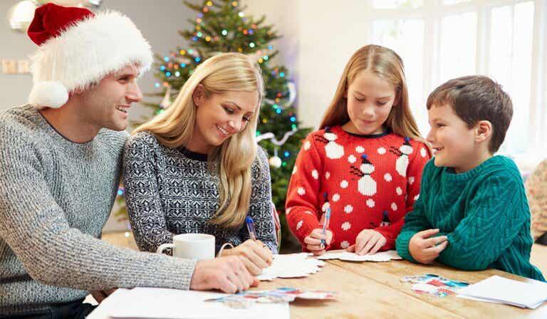 Propósitos de Año Nuevo para crecer en familia