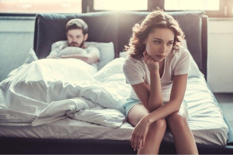 9 factores que pueden reducir el deseo sexual
