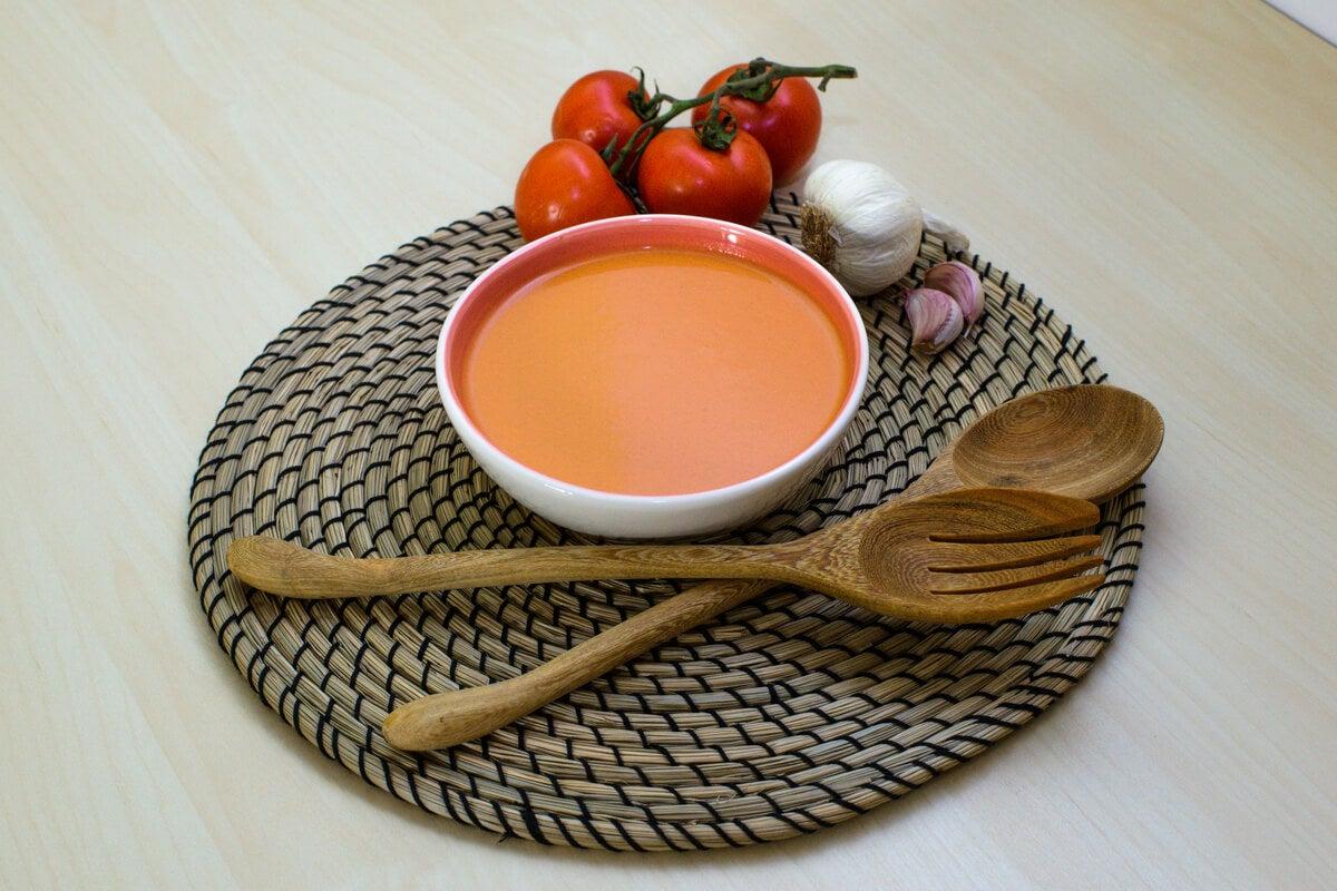 Receta de gazpachuelo malagueño
