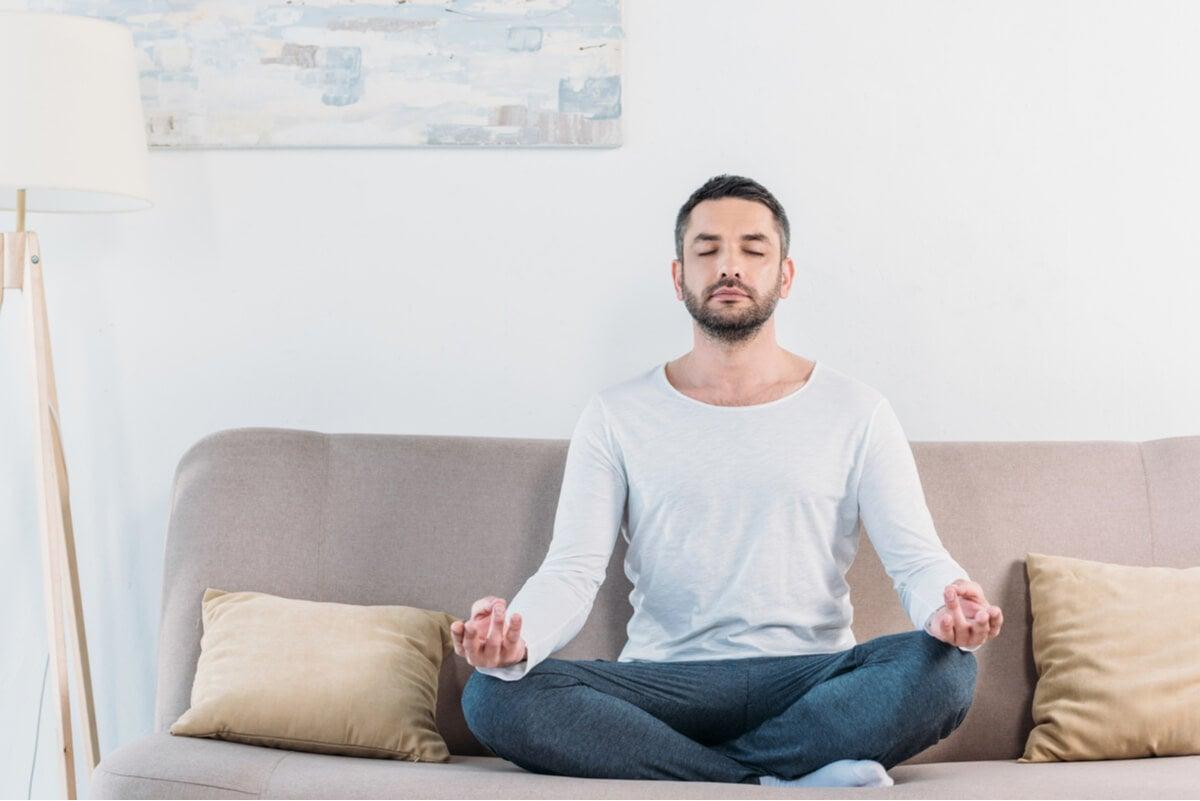 Aumentar el tiempo de meditación.