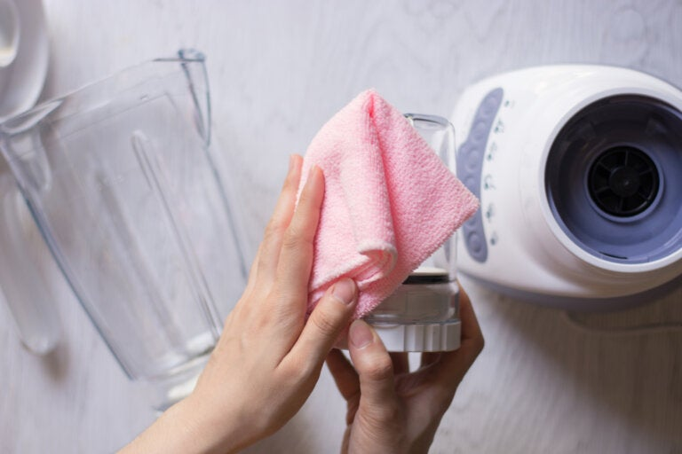 5 consejos para desinfectar la licuadora
