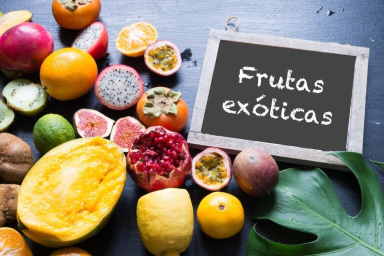 Las frutas más exóticas del mundo y sus propiedades