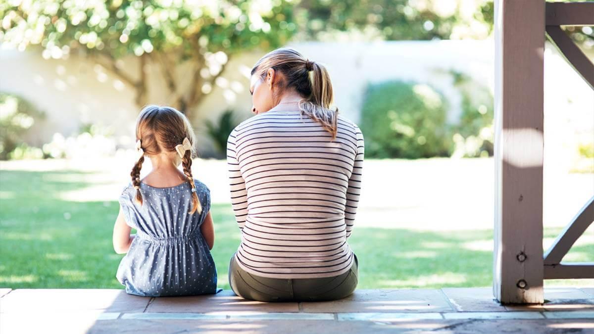 Cómo ayudar a afrontar el duelo a los niños.