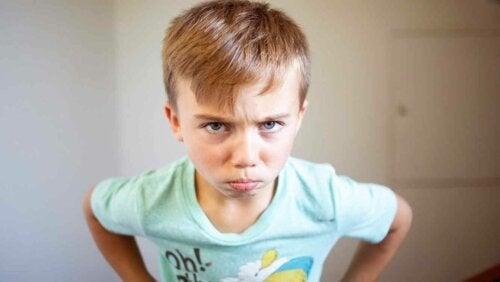 El síndrome del emperador o del niño tirano: ¿en qué consiste?